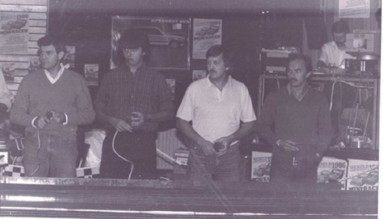 1986 valkenburg Gianotti Maresca Montiglio