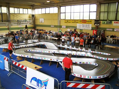 2006 -Campionato del Mondo ISRA in Italia (Soragna)