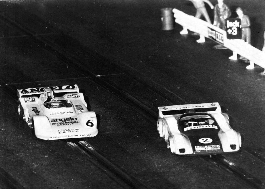 Campionato Italiano Prototipi 1976 Genova (Prova unica)