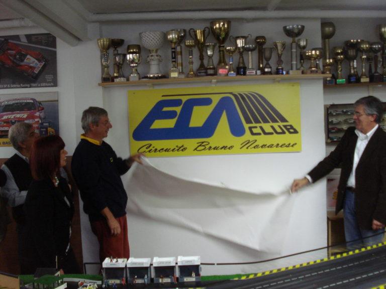 Circuito ECA intitolato a Bruno Novarese