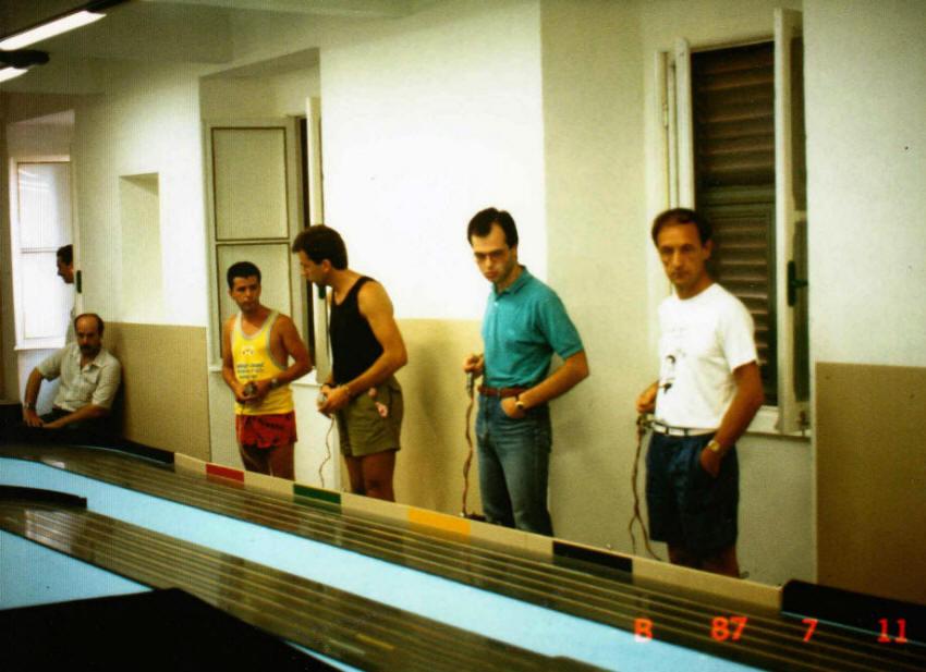 Genova Campionato Italiano 1987-2