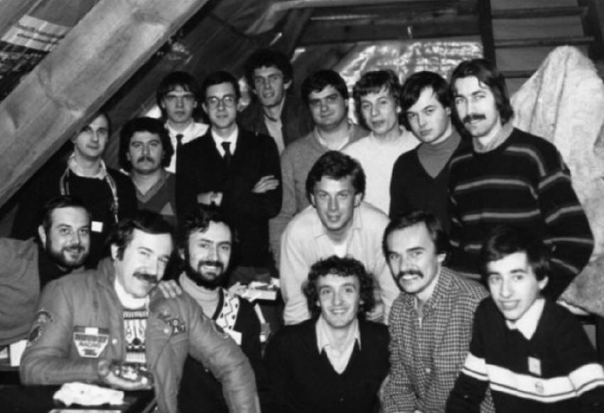 Italiani in Francia 1981